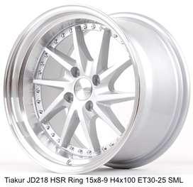 TIAKUR JD218 HSR R15X8 H4x100 ET30 SML