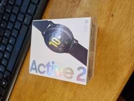 [Sealed Box] Brand new Samsung Smart Watch Galaxy Active 2