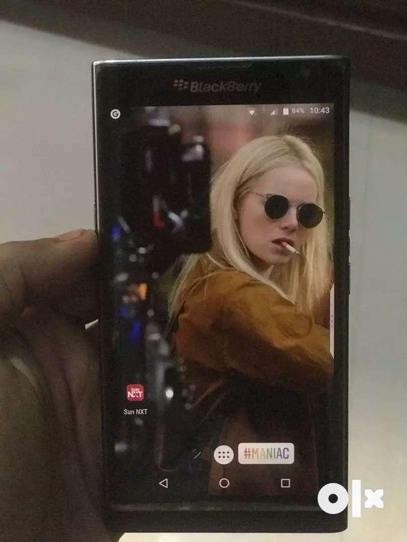 Blackberry Prive slide 0