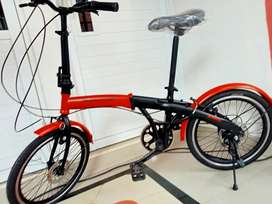 Sepeda lipat R20