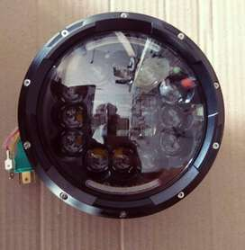 Gypsy projector led ( jeep ,mm550 ,thar , bullet)