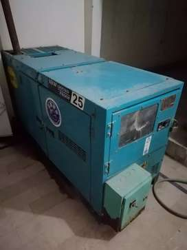 25kw Sound proof Automatic Generator