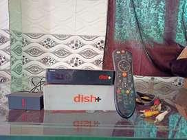 Dish TV plus brand new condition