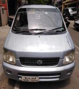 Maruti Suzuki Wagon R 1.0 LXi, 2002, Petrol