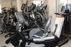 New and used Gym equipments for home use and commercial