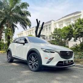 Mazda CX-3 Touring 2017 White