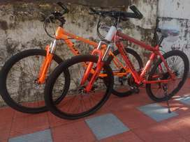 Brand New 21 speed gear Cycle*bajaj and credit card EMI available