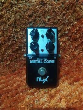 NUX Metal Core Distortion