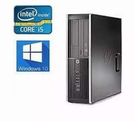 HP Branded Import CPU  / i5 3rd / 4GB / 500GB / DVD / 1 Year Warranty