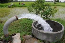 Groud water survey rs,5000 per point
