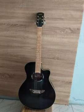 Gitar akustik cileduk