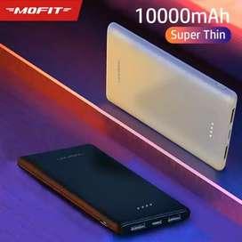 Powerbank mofit 10000mAh