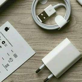 Charger Kabel Data Original Lightining iPhone 7 Garansi