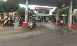 Pom bensin dijual daerah cisalak depok