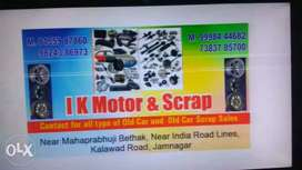I k motors and sacep Jamnagar