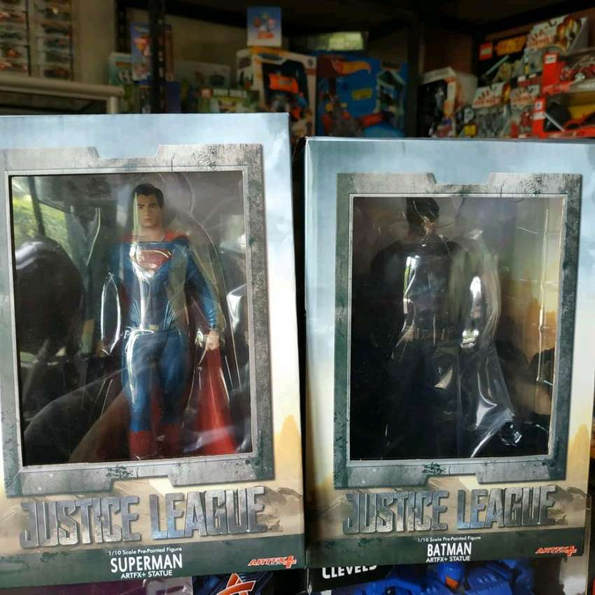 figure pvc batman superman artfx 0