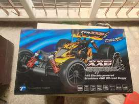 Thunder Tiger Sparrowhawk XXB 1:10 4WD Blue Yellow Electric RTR