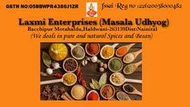 Required Sales Executive for Door to door selling of spices !