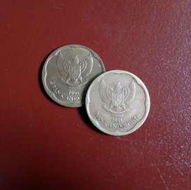 Jual Uang Koin Rp 500 th 1991, saya cuma jual bukan mau beli!!!