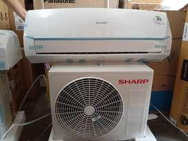 Ac Sharp 1/2 pk ( A5SAY ) Pasang dulu baru bayar area palembang !!