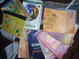 10 ki sari book ha sath ma rdsharma Bhi ha or science ki exam idea ha