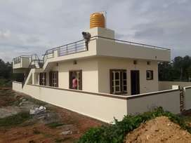 40×65 NEW 3 BHK HOUSE FOR SALE NEAR LINGADEVRAKOPPALU ,,MYSORE.