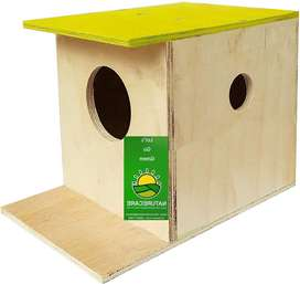 Bird house for all big size birds