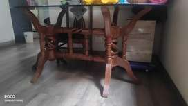 6 chaire Dinning Table