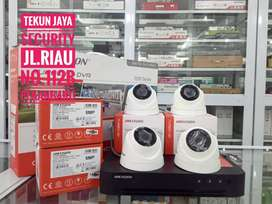 [PROMO] Paket Kamera CCTV 4 Channel 5MP