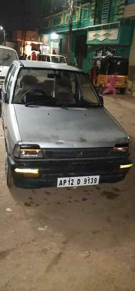 I urgent sale maruti 800 neet condition very rare use ladies use only