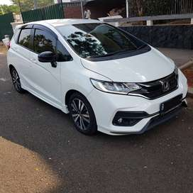 honda jazz, th 2017, tipe RS, matic