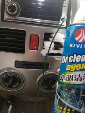 Pembersih ac Mobil anti Bakteri