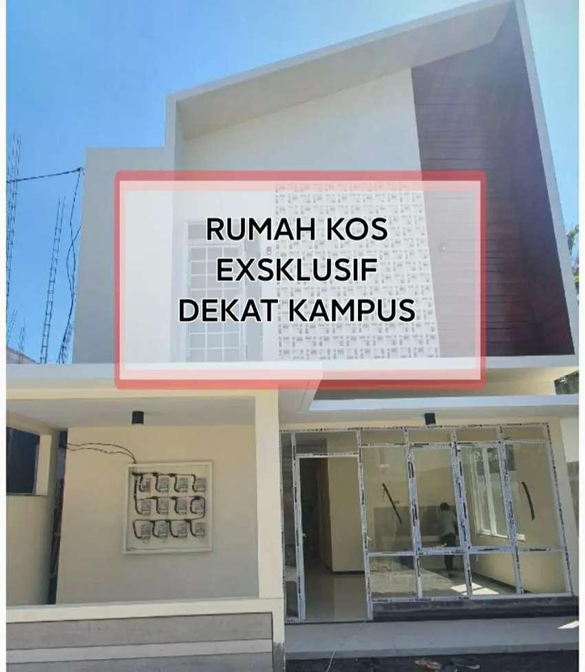 Rumah kos eksklusif kota Malang