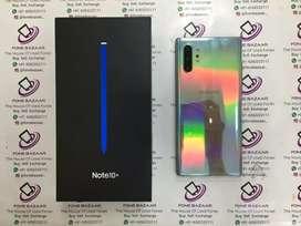 Samsung Galaxy Note 10plus AuraGlow 2months used..