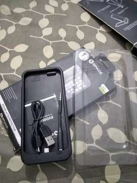 """Power Bank Battery Case for  """"iphone 6..6s..iphone 7"""""""