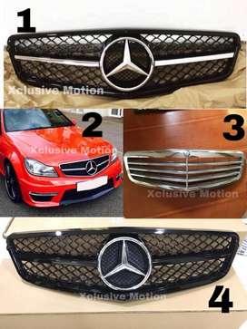 Mercedes Benz W204 C class amg grill