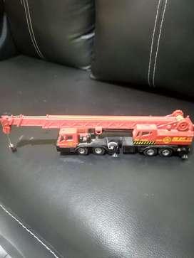 Mainan Anak Crane Pemadam Kebakaran