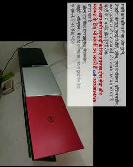 New condition me laptop sabse sasta me  warrenty all model available