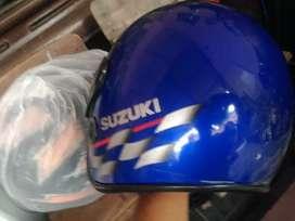 helm suzuki original cat kondisi bagus luar dalam istimewa nominus
