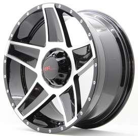 Velg HSR Dirth Ring 20 Untuk Mobil Fortuner Trd