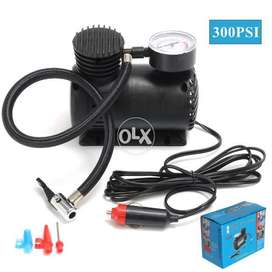 Portable MINI Air Compressor/Pump/Inflator_12V for tyres free delivery