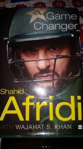 Game changer shahid afridi