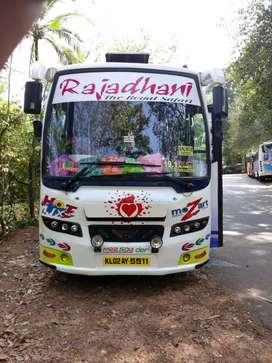 34 seater ac Tata Ultra tourist bus for sale