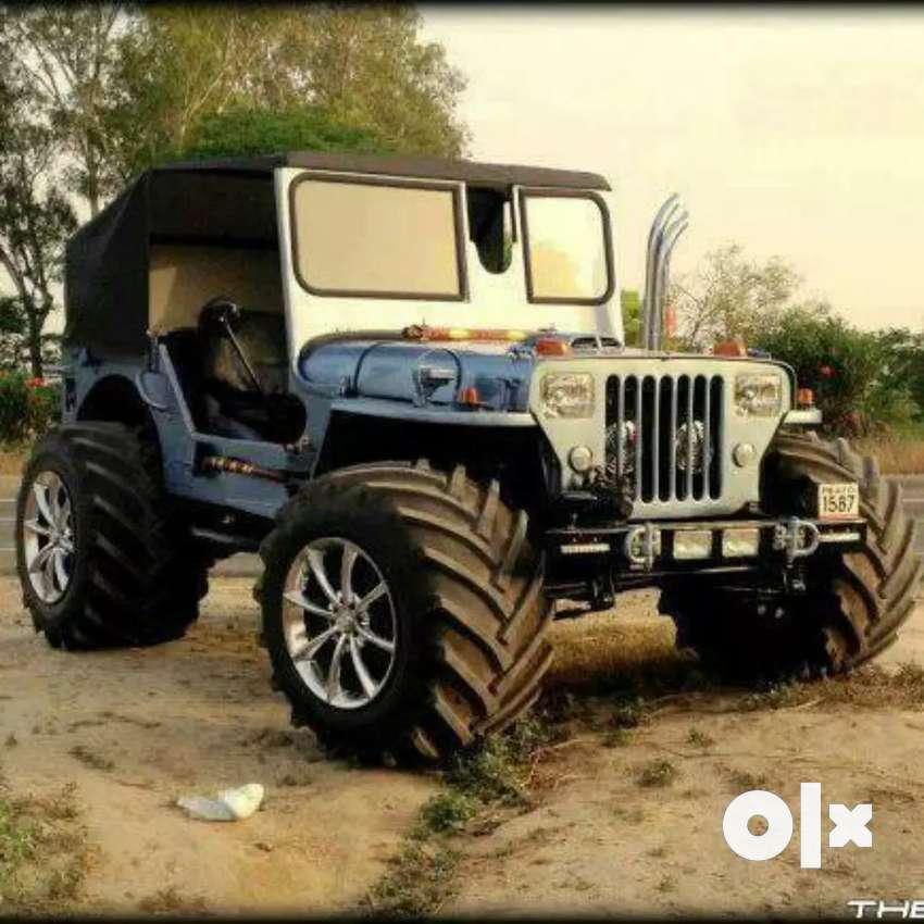 Guru Nanak Motors Jeep garage 0