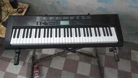 Electronic keyboard casio ctk 1150 five octav
