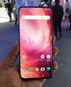Oneplus 7pro models available with warranty and bill, box