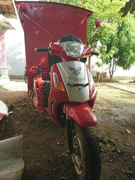 Motor Roda Tiga NOZOMI Srikandi 110 cc