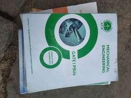 Mechanical 2019 gate books