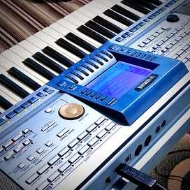 Yamaha PSR 1500 flash disk
