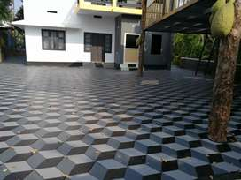 2 BHK 2 toilet with covered car parking